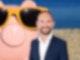 Sparschwein am Strand mitRon
