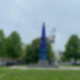 Obelisk vom Theodor-Heuss-Platz